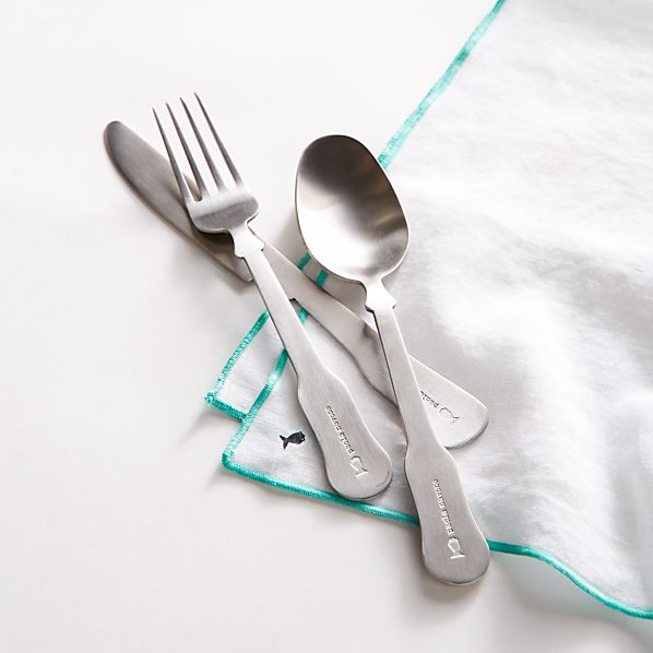 Mallorca 3-Piece Flatware Place Setting