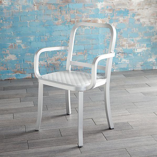 Mallorca Aluminum Arm Chair