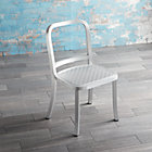 Mallorca Aluminum Side Chair.