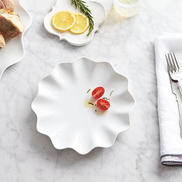 Mallorca Dessert Plate