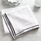 """Mallorca Linen 60""""x90"""" Tablecloth"""