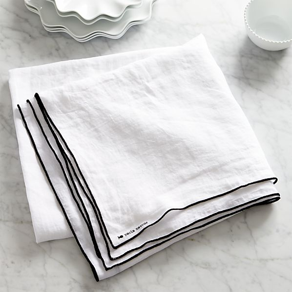 "Mallorca Linen 60""x144"" Tablecloth"