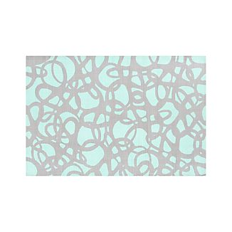 Mallorca Light Aqua 6x9 Rug