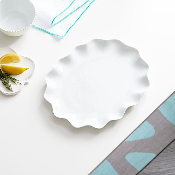 Mallorca Small Oval Platter