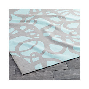 Mallorca Light Aqua Rug