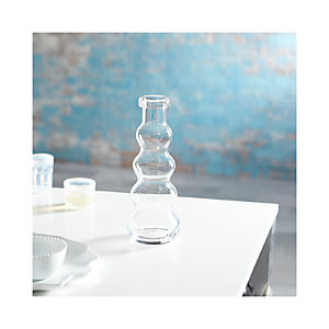 Mallorca Tall Glass Vase