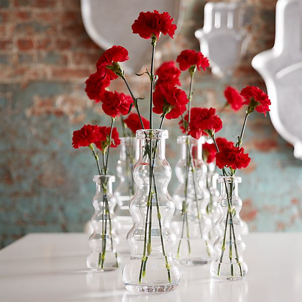 Mallorca Glass Vases