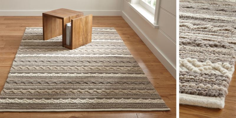 Crate Barrel Area Rugs Roselawnlutheran