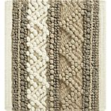 """Mallory 12"""" sq. Rug Swatch"""