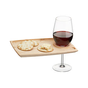 Wine and Dine 9x5.5 Plate