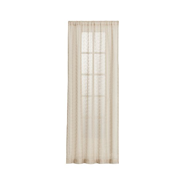 Marche Sheer 50x108 Curtain Panel