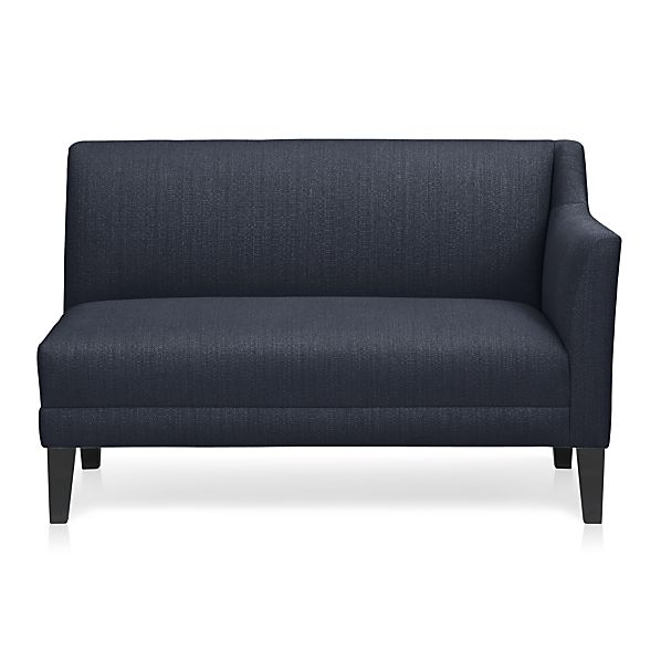 Margot Right Arm Sectional Loveseat