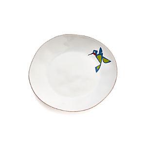 Marin Birds Dinner Plate