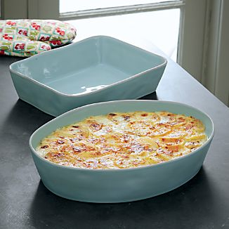 Marin Blue Baking Dishes