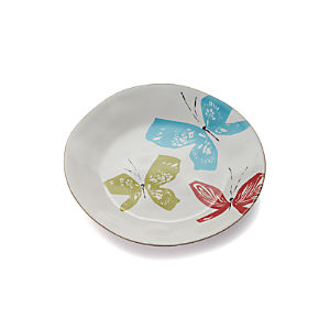 Marin Butterflies Dinner Plate