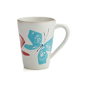Marin Butterflies Mug