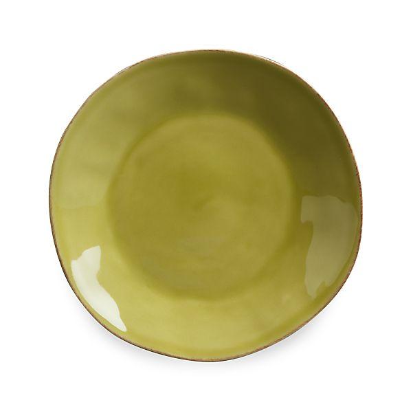 Marin Green Salad Plate