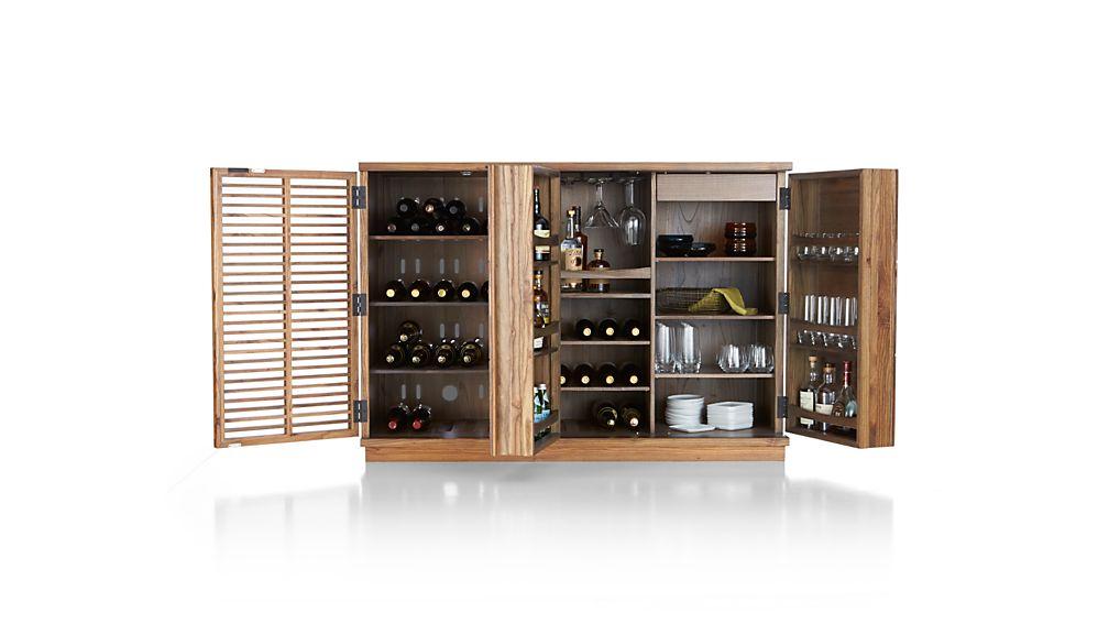 Marin Large Bar/Media Cabinet