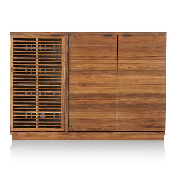 Marin Large Bar-Media Cabinet