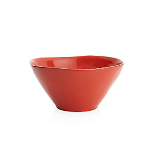 Marin Orange Serving Bowl