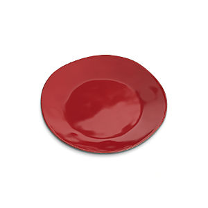 Marin Red Dinner Plate