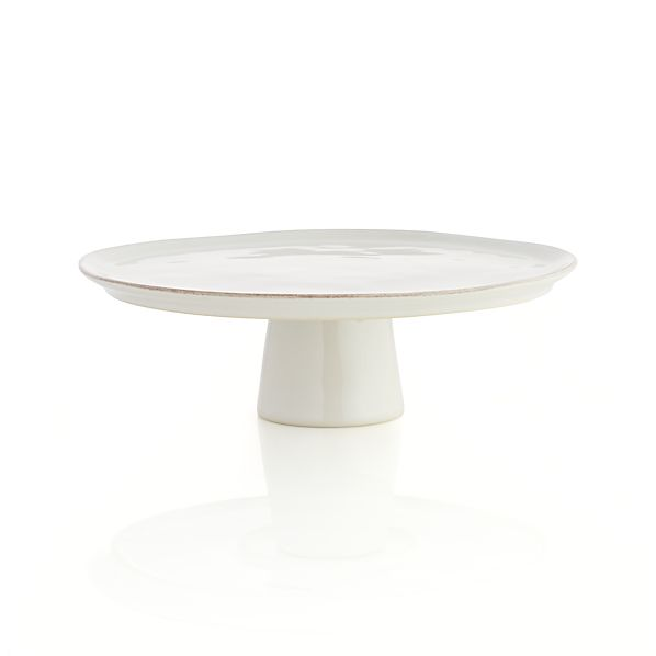 Marin White Small Pedestal