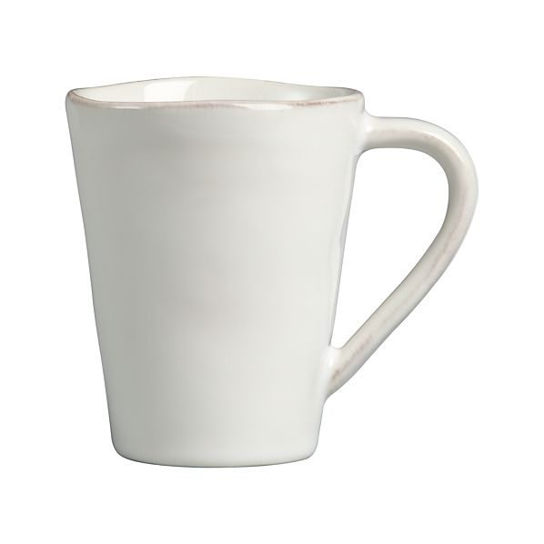 Marin White Mug