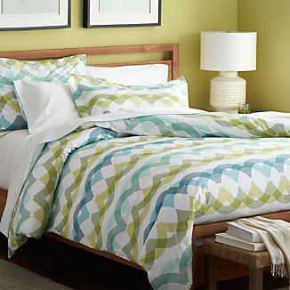 Bedding Collections Bed Linens Crate And Barrel