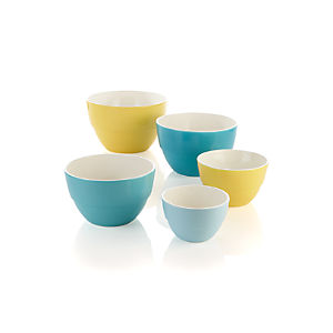 5-Piece Market Bowl Set