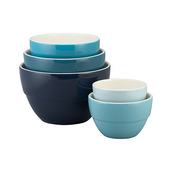 "5-Piece 5.75""-10.5"" Nesting Market Bowl Set"