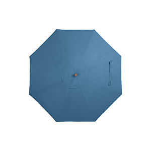 9' Round Sunbrella ® Turkish Tile Umbrella Cover