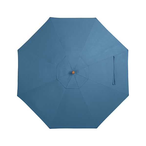 9' Round Sunbrella® Turkish Tile Umbrella Cover