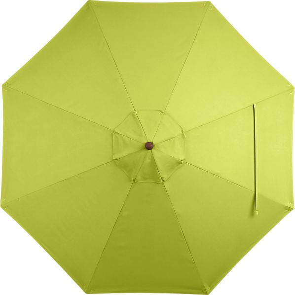 9' Round Sunbrella® Apple Umbrella Cover