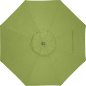 9 Round Sunbrella® Kiwi Umbrella Cover