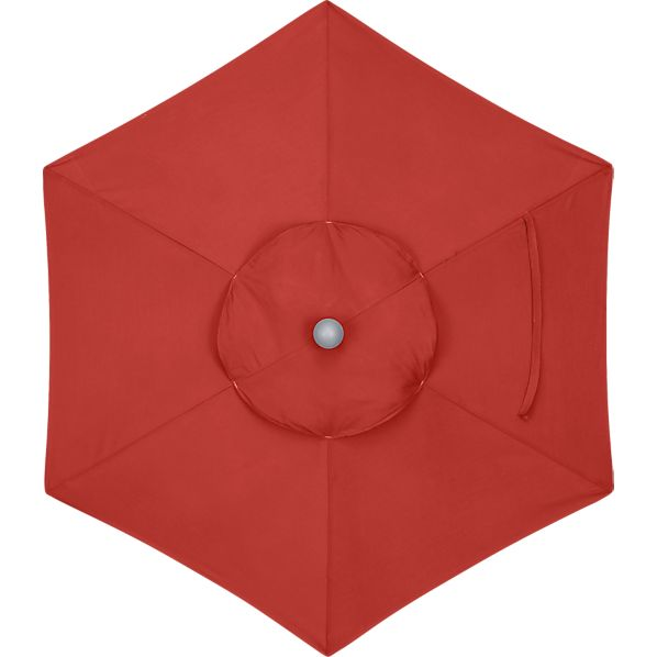6' Round Sunbrella® Caliente Umbrella Cover