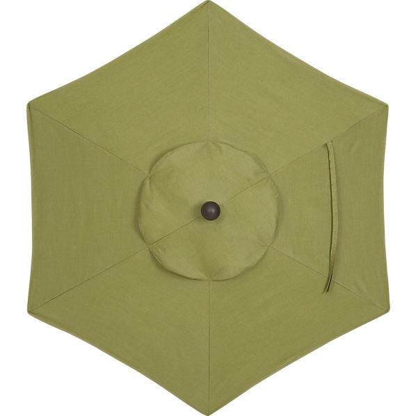 6' Round Sunbrella® Fern Umbrella Cover