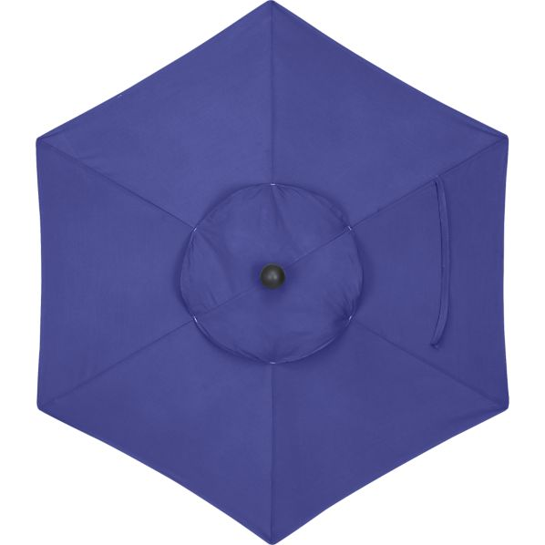 6' Round Sunbrella® Marine Umbrella Cover