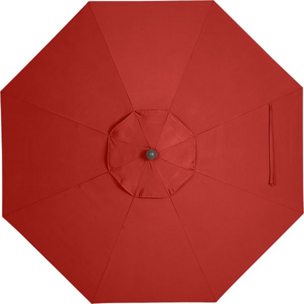 9' Round Sunbrella® Caliente Umbrella Cover