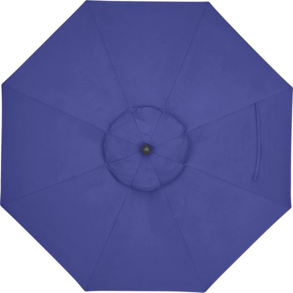 9' Round Sunbrella® Marine Umbrella Cover