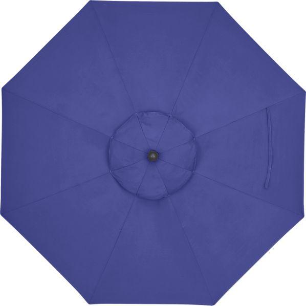 9' Round Sunbrella ® Marine Umbrella Cover