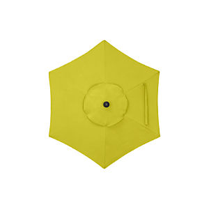 6' Round Sunbrella ® Sulfur Umbrella Cover