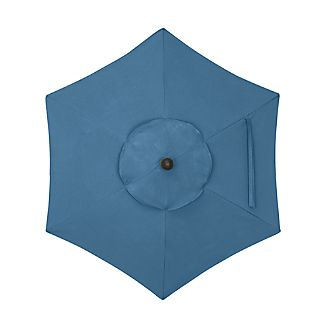 6' Round Sunbrella ® Turkish Tile Umbrella Cover