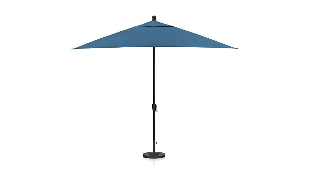 Sunbrella Patio Umbrella Rectangular