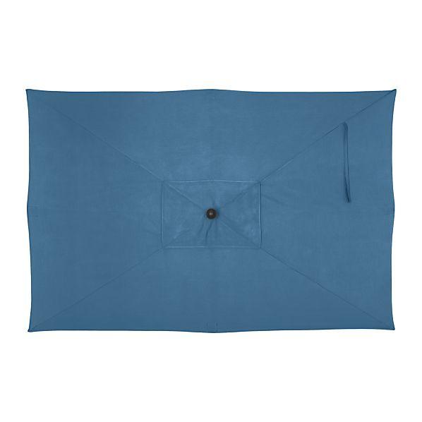 Rectangular Sunbrella ® Turkish Tile Umbrella Cover