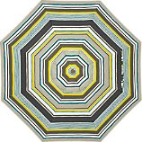 9&#39; Round Arroyo Umbrella Cover