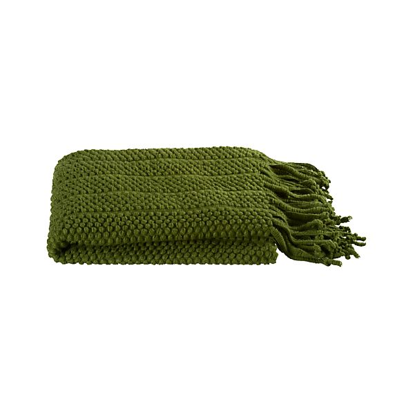 Marley Green Throw