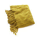 Marley Yellow Throw.