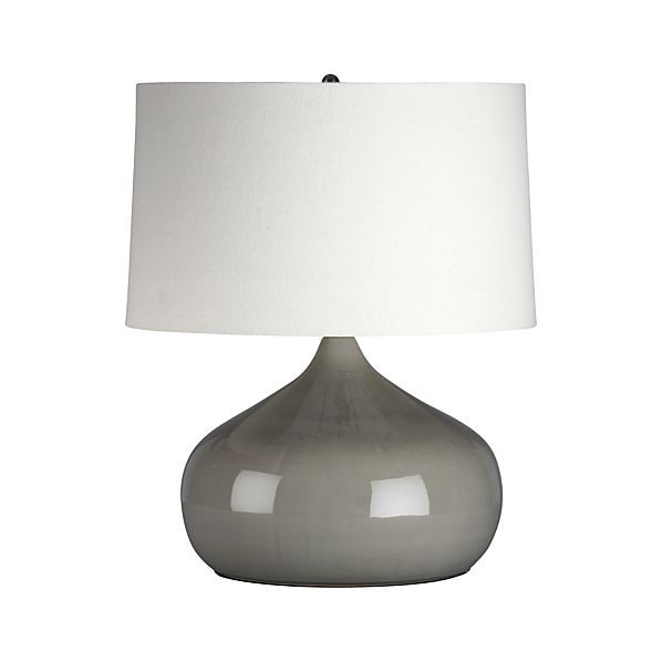 Martin Table Lamp in Table & Desk Lamps | Crate and Barrel