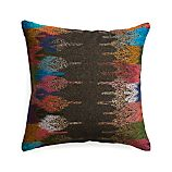 "Masina 18"" Pillow with Feather-Down Insert"