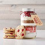 Mason Jar Let It Snow Cookie Mix
